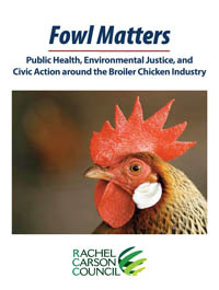 cover of Fowl Matters report