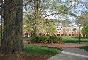 Elon's new Belk Library