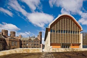 Yale's Kroon Hall