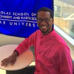 Environmental Education Associate, Elijah Brunson