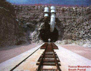 Yucca Mountain South Portal