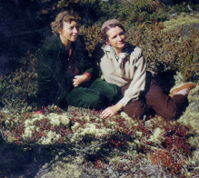 Rachel Carson and Dorothy Freeman