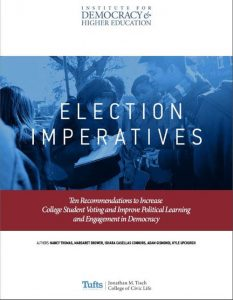 "Image of the cover of ""Election Imperatives"""