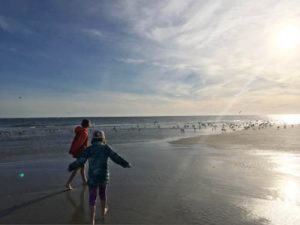 Image of North Carolina beach near the author's home