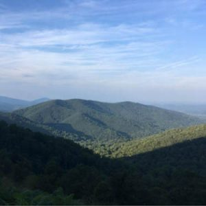 Image of North Carolina mountains