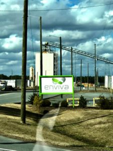 Image of Enviva factory