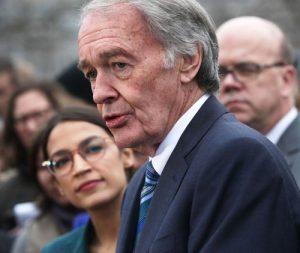 Image of Senator Ed Markey