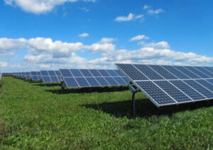 Image of solar array