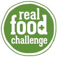 Graphic of real food challenge